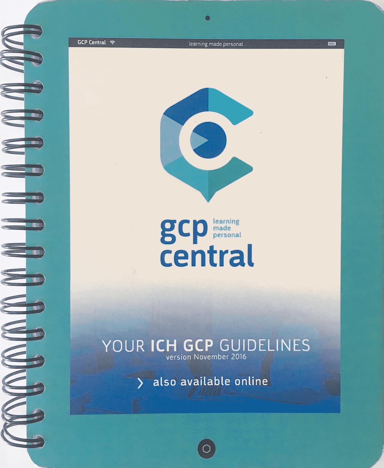 ICH-GCP boekje Nederlands
