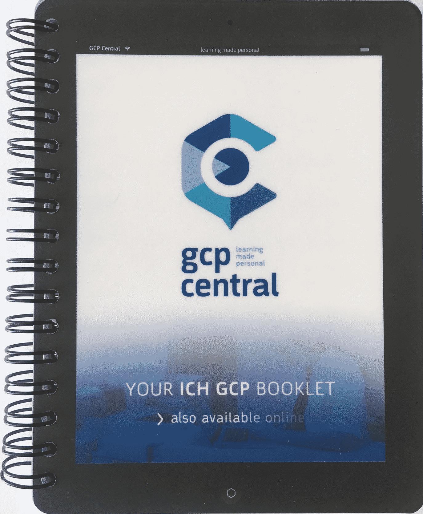 ICH-GCP booklet
