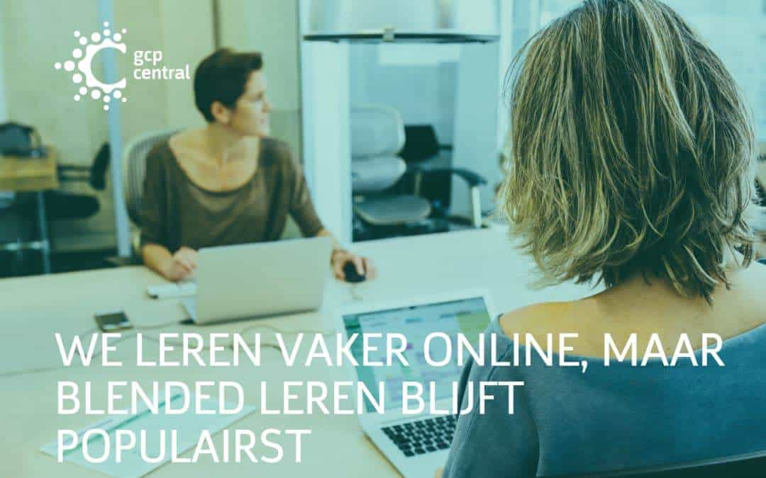 We learn more often online, but remains most popular blended learning