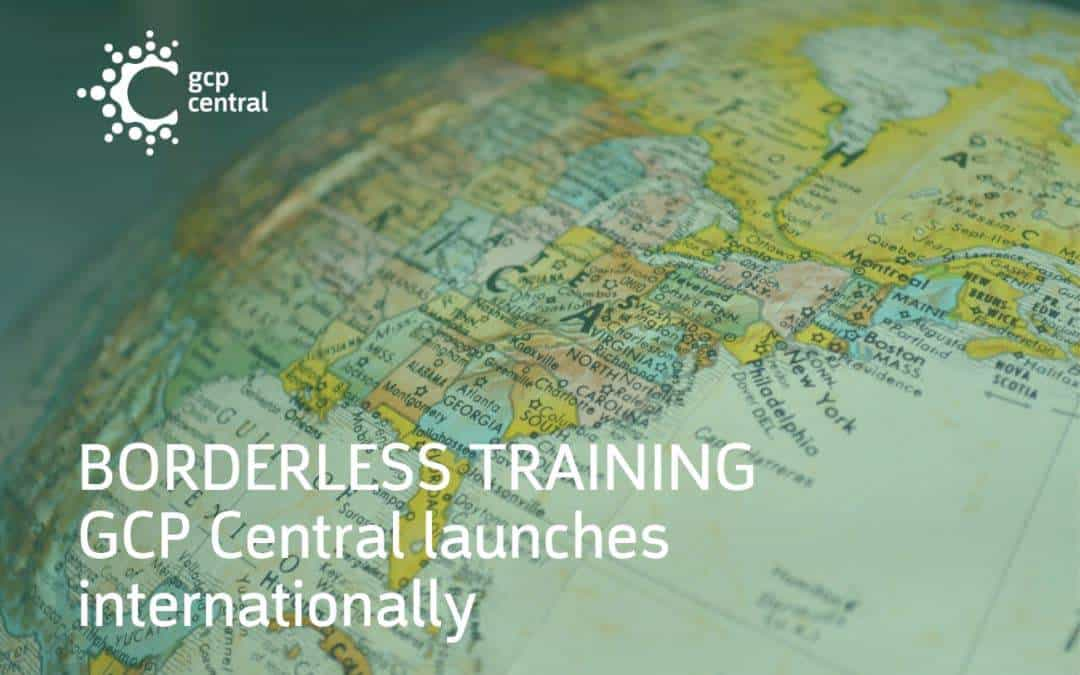 Borderless Training. GCP Central launches internationally