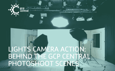 Lights Camera Action! Behind the GCP Central Photoshoot Scenes