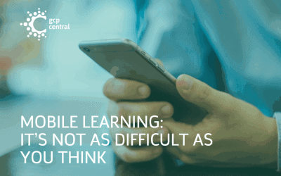 Mobile Learning: It's not as difficult as you think