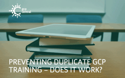 Preventing duplicate GCP training – does it work?