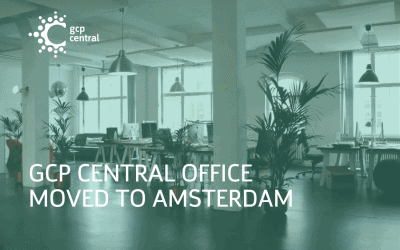 GCP Central office moved to Amsterdam