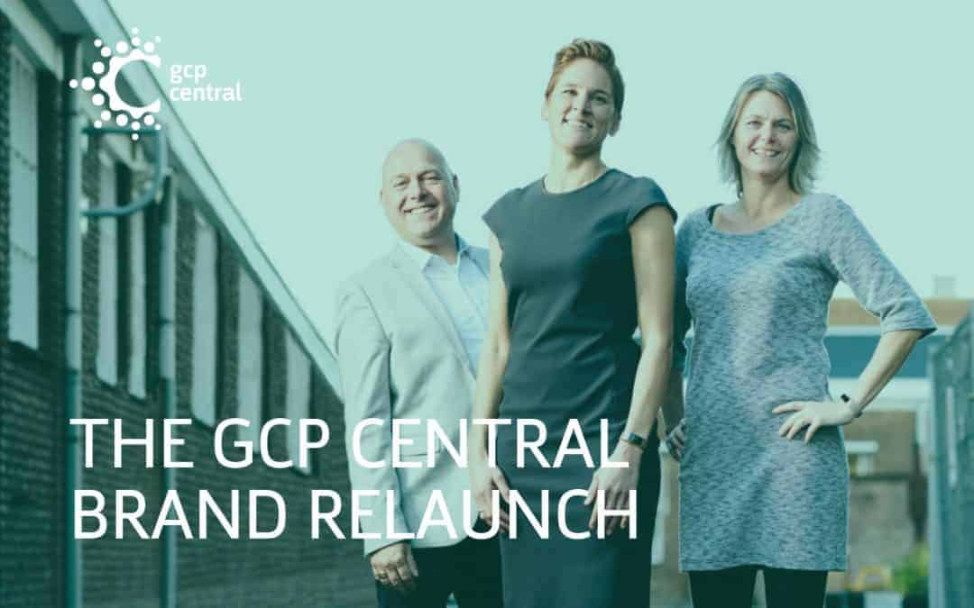 The GCP Central brand relaunch