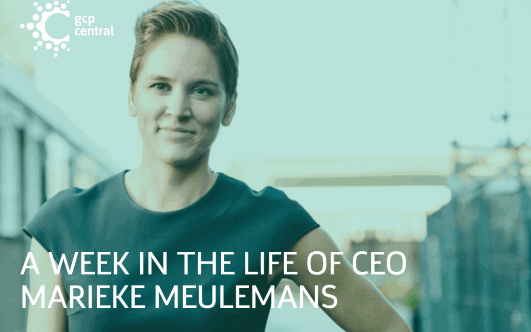 A week in the life of CEO Marieke Meulemans