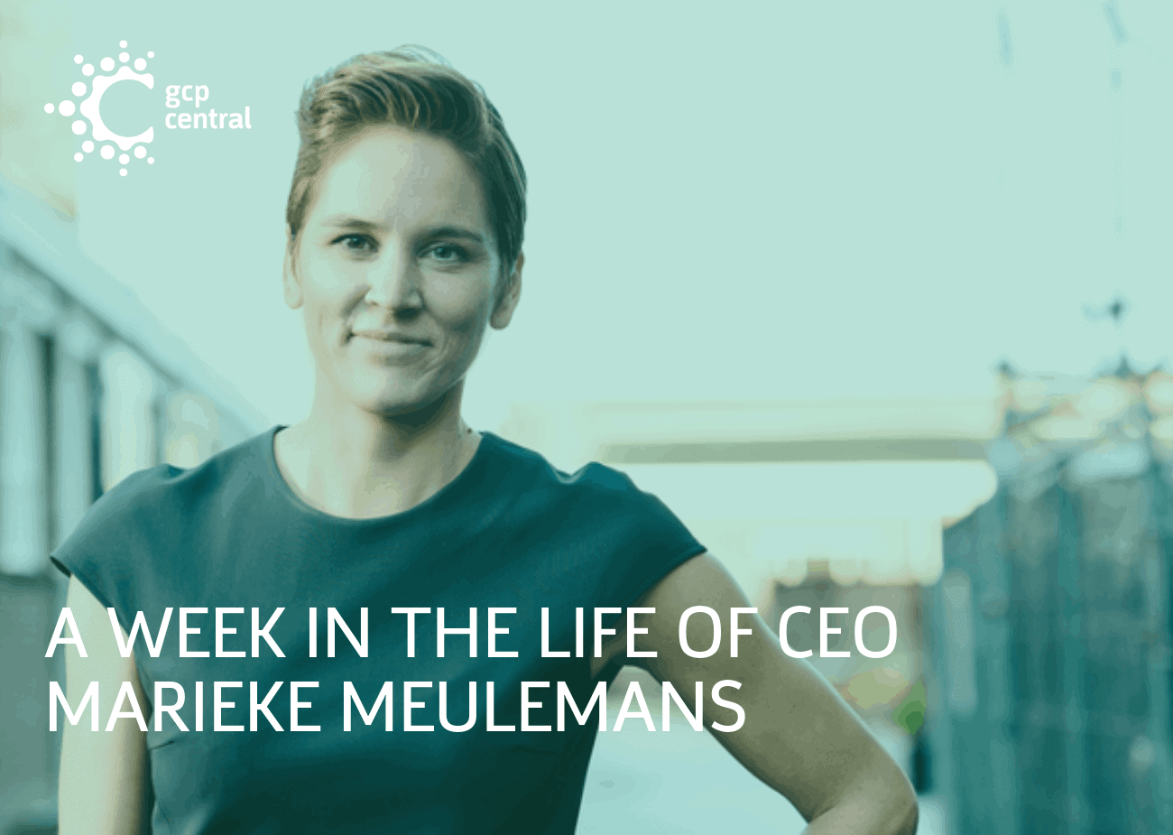 A week in the life of a CEO