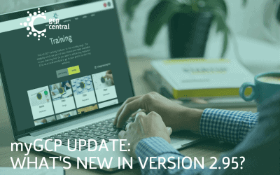 myGCP Update: What's new in version 2.95?
