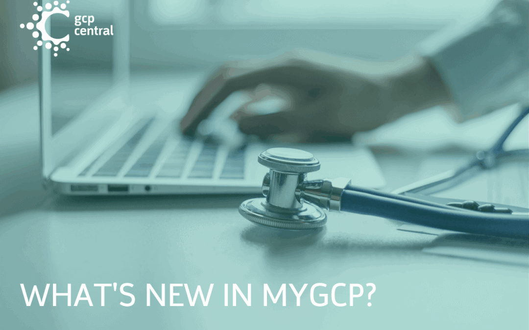 What's new with myGCP? Updates and changes inspired by you