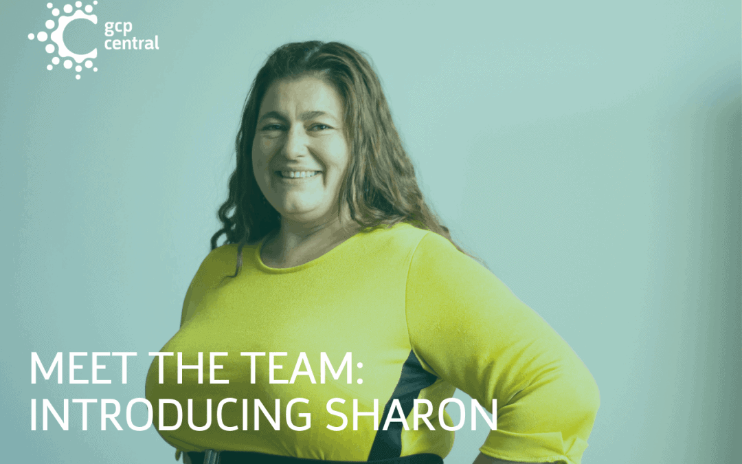 Meet the Team:  Introducing Sharon