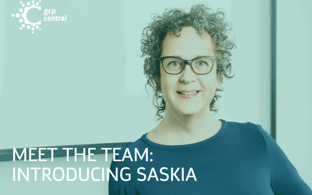 Meet The Team:  Introducing Saskia