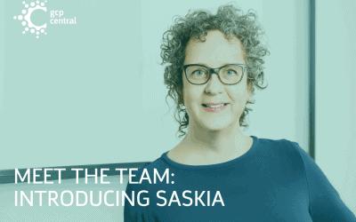 Meet The Team: Introducing Saskia
