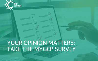 Your Opinion Matters: Take The myGCP Survey