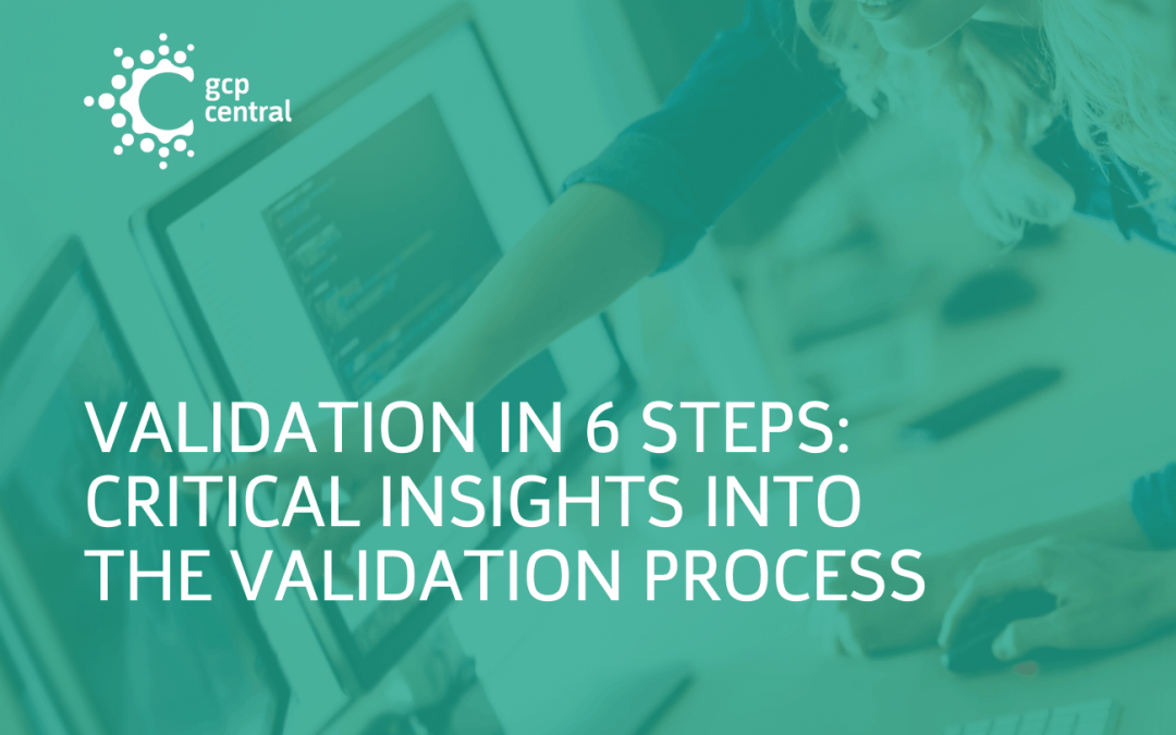 Validation in 6 Steps: How to Validate Computerized Systems in Clinical Research