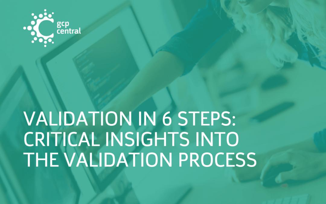 validation process gcp central