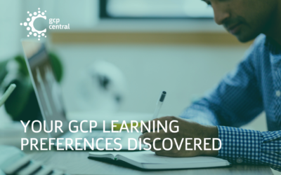 Your GCP Learning Preferences Discovered