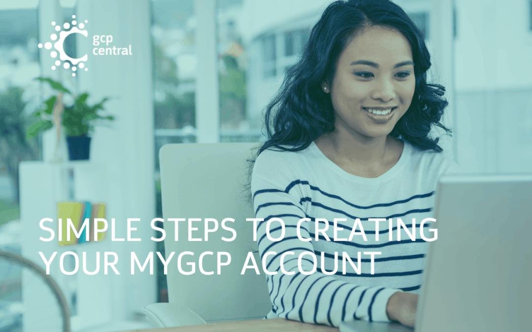 gcp central mygcp account